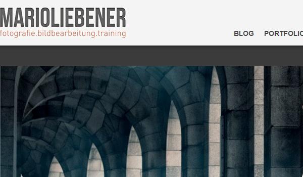 Mario Liebener photographer in Nuremberg
